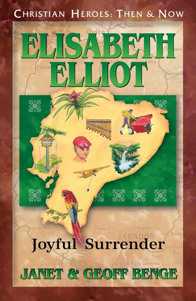 Elisabeth Elliot Prod Image